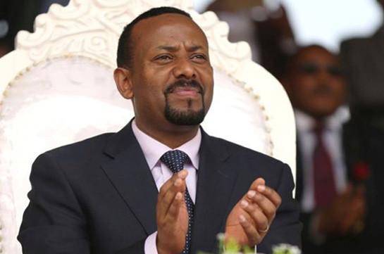 Нобелевскую премию мира получил премьер-министр Эфиопии Абий Ахмед
