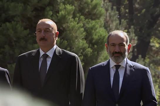 Пашинян и Алиев поговорили более двух часов после инцидента на саммите СНГ