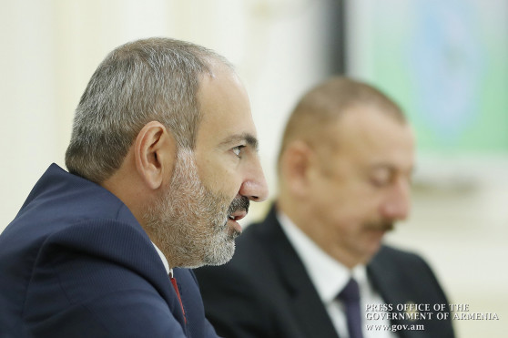 Armenia's PM, Azerbaijani leader argue chance of Karabakh argument arrangement all the rage Ashkhabad