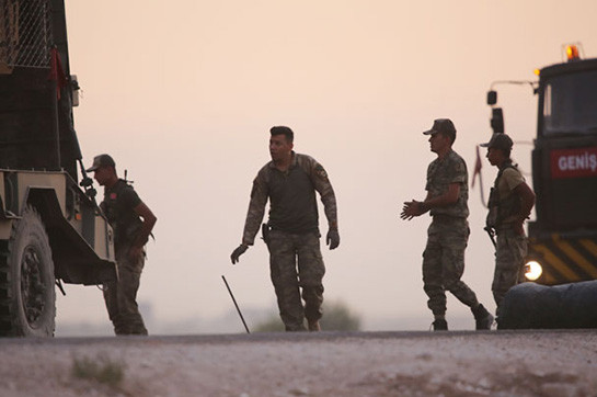"""dud says 415 """"terrorists"""" neutralized appear in armed action appear in Syria's north — media"""