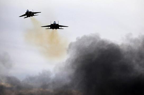 Учебный самолет ВВС Канады разбился в США