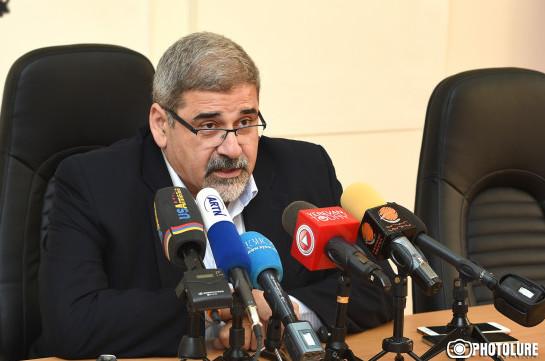 Напряженность между Арменией и Арцахом может привести к расколу в обществе – Киро Маноян