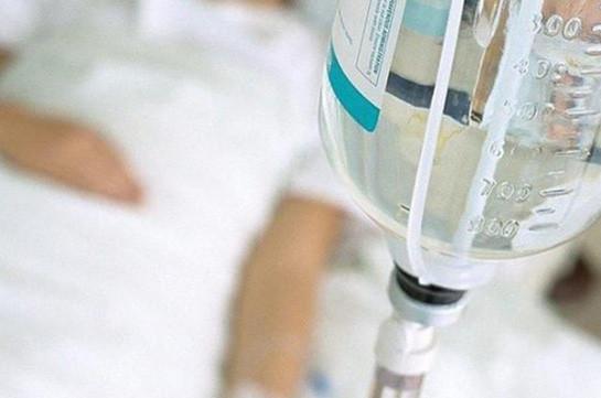 В Армении 19 детей госпитализированы с признаками пищевого отравления