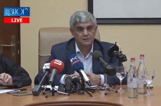 Nikol Pashinyan involves Armenia into war: Vitaly Balasanyan