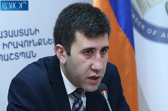 Отца и дочерей главы Конституционного суда Армении вызвали в СНБ – правозащитник