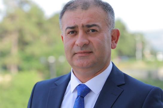 Бывший командир Григорий Саакян создает партию