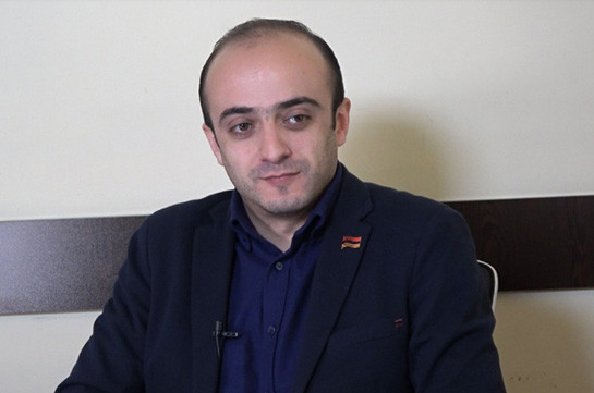 Criminal case against Hrayr Tovmasyan to be terminated due to weak grounds but the trace will remain on Armenia: Bright Armenia lawmaker