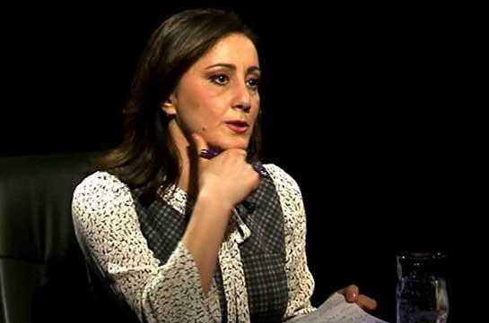"""Телепердачу сестры главы КС Армении закрыли на телеканале """"Кентрон"""""""