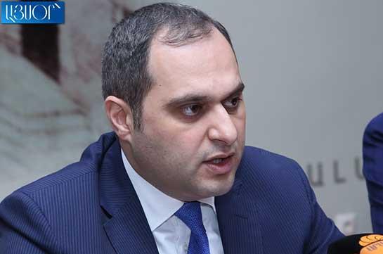 Պատրաստ եմ ստանձնել Հրայր Թովմասյանի դուստրերի իրավունքների պաշտպանությունը. Արա Զոհրաբյան