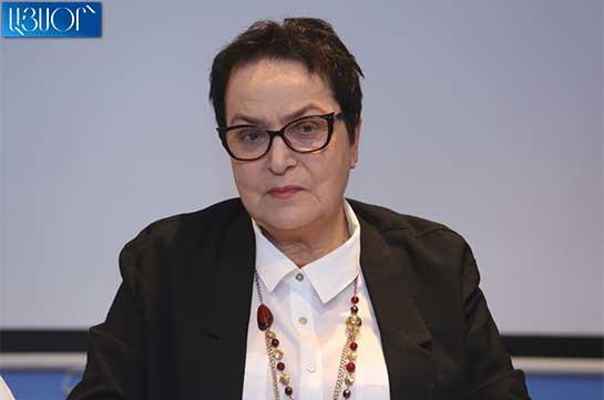 Հայաստանում ներպետական օրենքներն ու Սահմանադրությունն այն չեն. Լարիսա Ալավերդյան