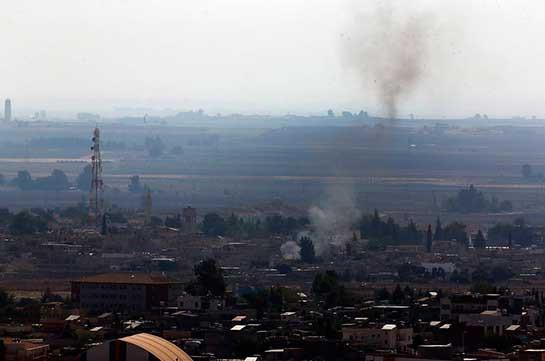 Турция возобновила операцию на севере Сирии, несмотря на соглашение с США