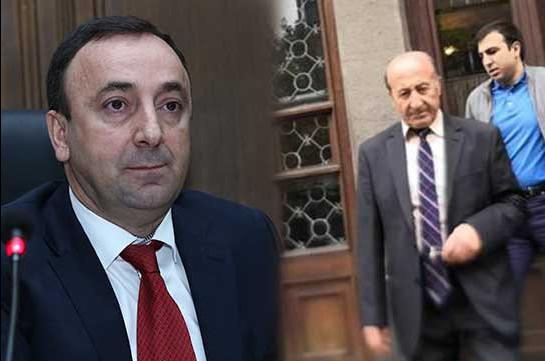 ՍԴ դատավորները հետևում են Հրայր Թովմասյանի և նրա ընտանիքի անդամների հետ կապված զարգացումներին