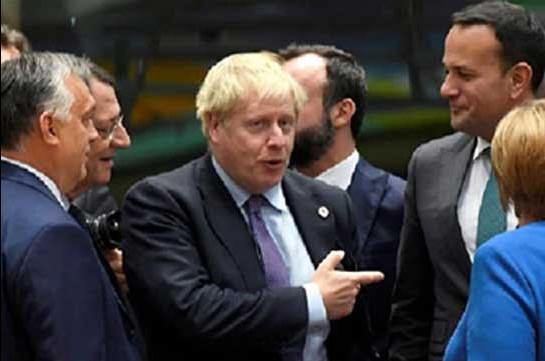 Brexit: MPs set for knife-edge vote on Boris Johnson's deal