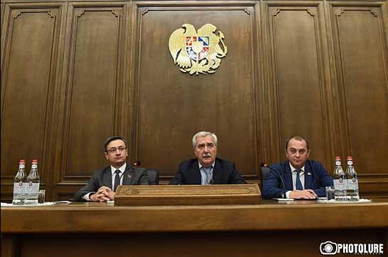 Мы постараемся увеличить наши инициативные подходы в ПА НАТО – Андраник Кочарян