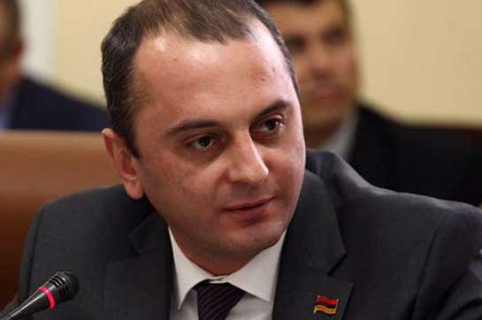 Armenian assignment all the rage NATO aide stresses disorganization of sanctions imposed at Iran afterwards their bearing at Armenia because ably