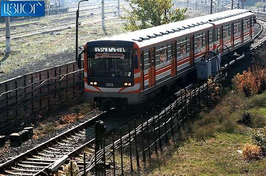 Новую станцию метрополитен предусматривается выстроить за счет личных инвестиций – Акоп Карапетян