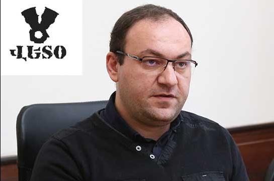 Движение «ВЕТО» выражает свою поддержку Арсену Бабаяну и собирается перейти к активным действиям