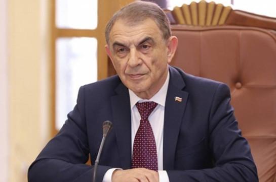 Former chairman of NA Ara Babloyan involved as suspect in Arsen Babayan's case