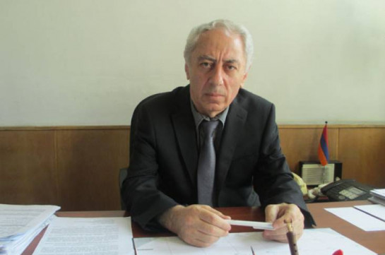 Former head of CC staff claims sending Gagik Harutyunyan's resignation application on March 2