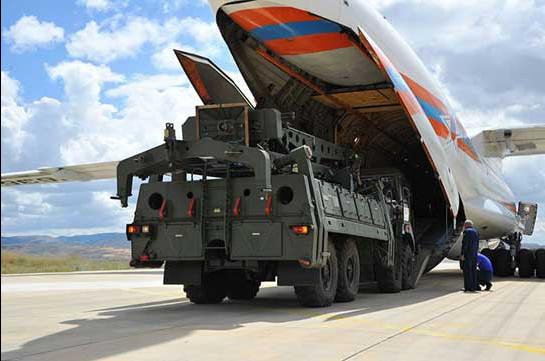 «ՌոսօբորոնԷքսպորտի» ղեկավարը հաստատել է. Անկարայի հետ քննարկվում է C-400-ների նոր մատակարարումների հարցը