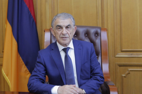 Ara Babloyan says he may only be accused of promoting Pashinyan to come to power
