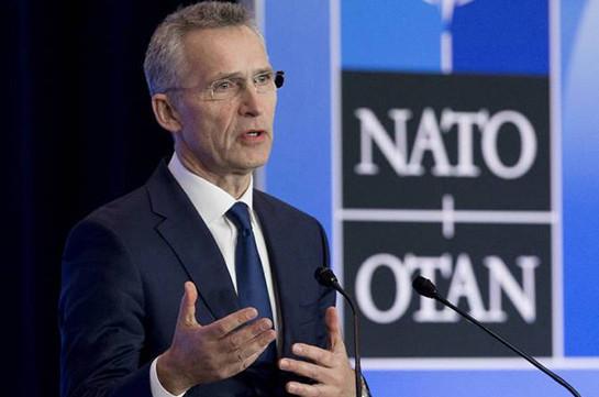 Ստոլտենբերգը խոստացել է, որ ՆԱՏՕ-ն կավելացնի Ուկրաինային ցուցաբերվող օգնությունը