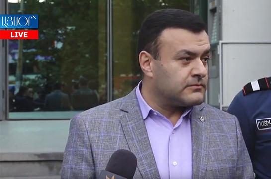 ՀՔԾ-ն դատարան չի ներկայացրել ՍԴ աշխատակազմի նախկին ղեկավարի ցուցմունքը, որը արդարացնում է Արսեն Բաբայանին (Տեսանյութ)