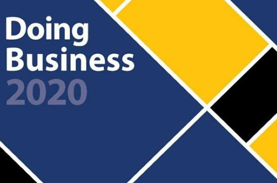 No inaccuracies in WB's Doing Business 2020 report: Armenia's rating to remain unchanged: WB representative