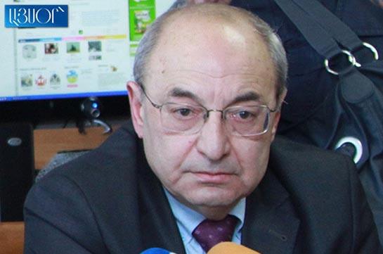 Վազգեն Մանուկյանը չի պատրաստվում հրաժարական ներկայացնել. մամուլի խոսնակ
