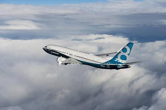 737 MAX ինքնաթիռը կդառնա ամենաանվտանգներից մեկը