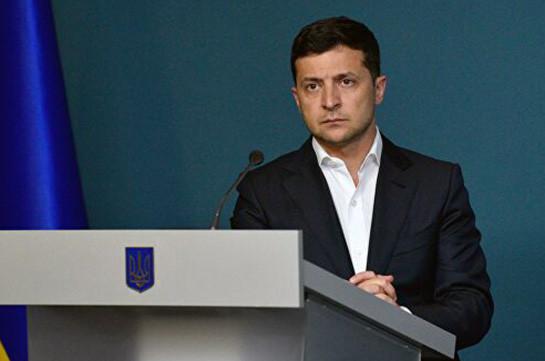 На Украине заявили о готовности Зеленского к встрече с Путиным