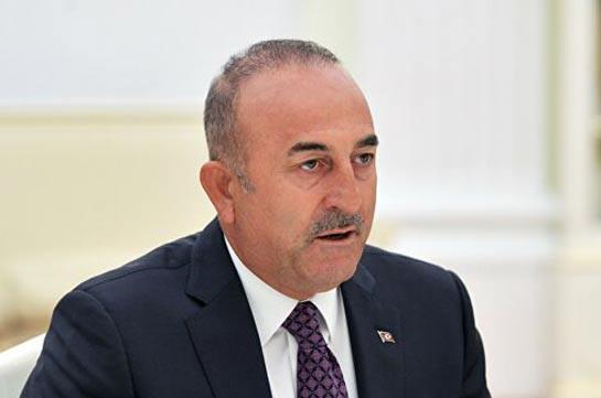 Чавушоглу осудил решение палаты представителей США признать геноцид армян