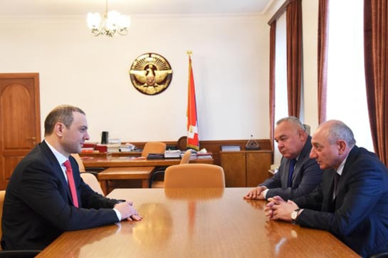 Armenia's confidence assembly desk meets amid Artsakh leader
