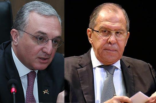 Предстоящий визит главы МИД России Сергея Лаврова будет официальным – Зограб Мнацаканян