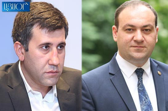 dividing Arsen Babayan declaration authority silenced a beneficial censor of its activities: Ruben Melikyan