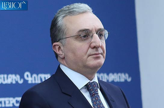 Armenia's FM to depart for Sweden to participate in events dedicated to 10th anniversary of Eastern Partnership