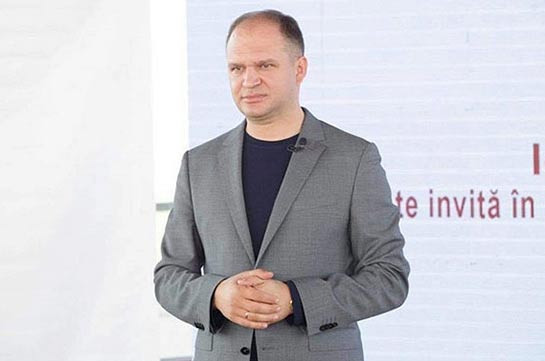 Новым мэром Кишинева избрали социалиста Иона Чебана