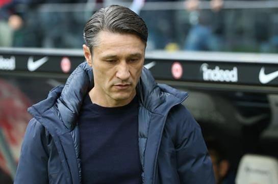 «Бавария» уволила Ковача после 1:5 от «Айнтрахта»