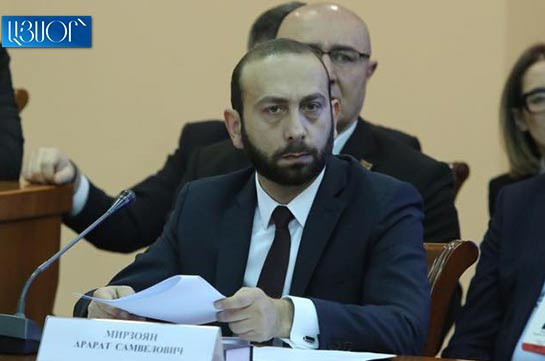 CSTO PA's common goal is finding balanced solution to contemporary international issues: Ararat Mirzoyan