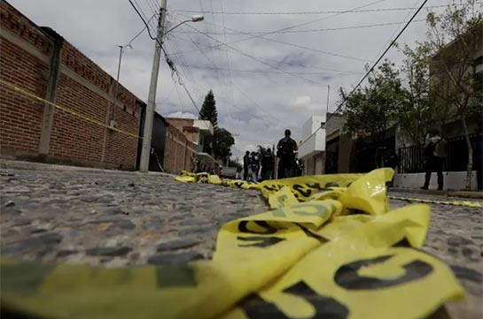 At least five dead, including infants, following attack in Mexico