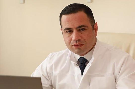 В сфере здравоохранения устанавливается диктатура – Геворк Григорян