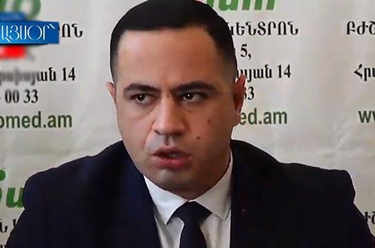 В сфере здравоохранения реализовано только 2% антикоррупционной стратегии – Геворк Григорян