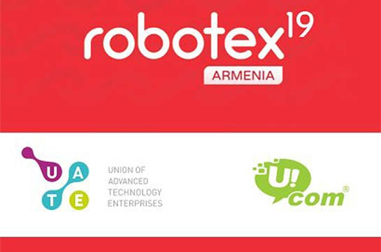 За главную награду Robotex Armenia, организуемого при поддержке Ucom, будет бороться 41 команда