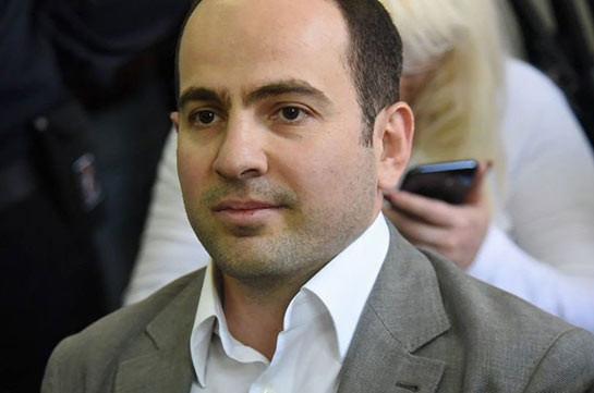Седраку Кочаряну запрещено видеться с отцом