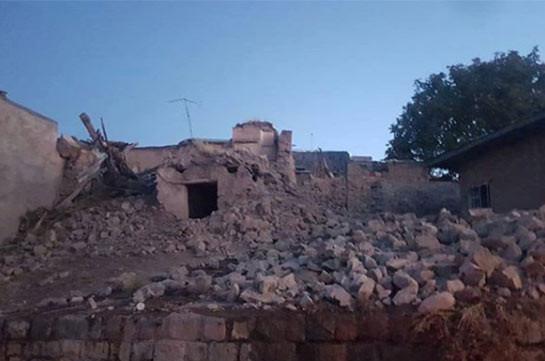 8-9 բալ ուժգնությամբ երկրաշարժ` Իրանում. այն զգացվել է ՀՀ մի շարք մարզերում և Երևանում