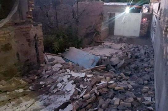 Число погибших при землетрясении в Иране выросло до пяти человек