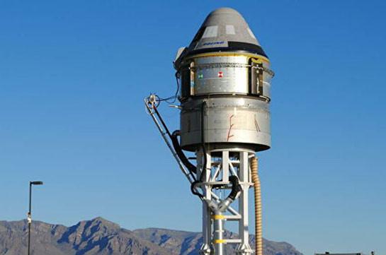 Boeing объяснила отказ парашюта на космическом корабле Starliner