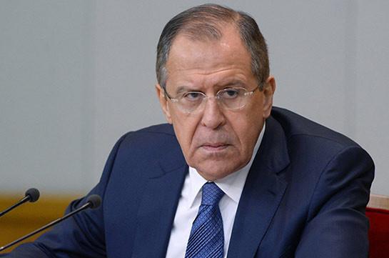 Լավրովը նոյեմբերի 10-11-ը Երևանում կհանդիպի ՀՀ վարչապետի, նախագահի և ԱԳ նախարարի հետ