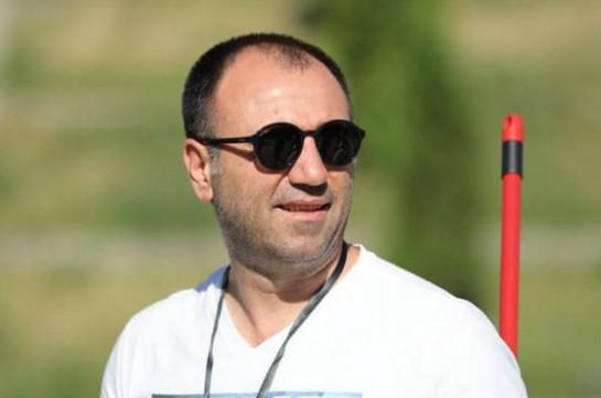 Рубен Мхитарян: Я готов снять фильм о 20 чемпионах независимой Армении на 20 млн. драмов, предоставленные на съемку фильма о Мел Далузян