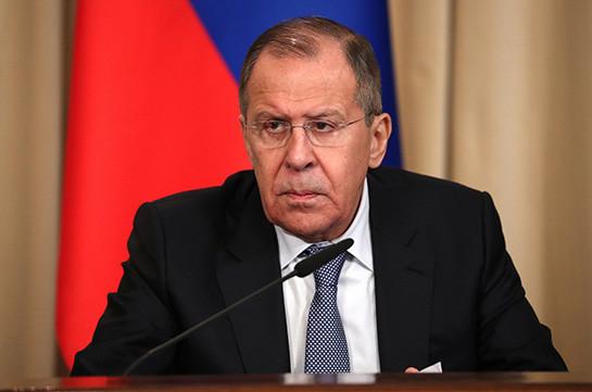 Новые армянские власти продемонстрировали серьезный настрой на укрепление союзнических отношений с Россией – Лавров